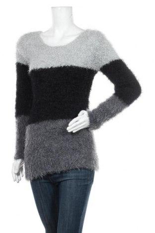 Дамски пуловер Apricot, Размер S, Цвят Сив, 70% полиестер, 30% полиамид, Цена 9,56лв.