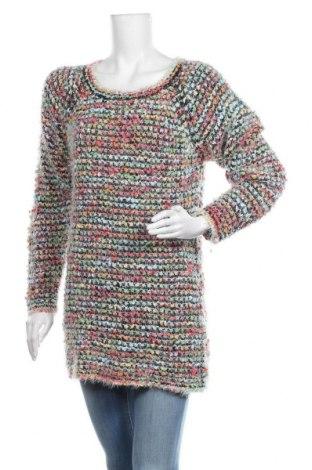 Дамски пуловер Apricot, Размер M, Цвят Многоцветен, 65% акрил, 35% полиамид, Цена 23,63лв.