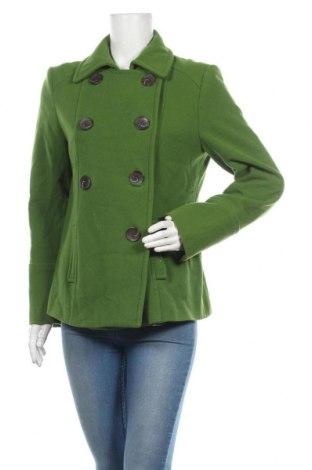 Palton de femei Zara, Mărime XXL, Culoare Verde, Preț 155,18 Lei