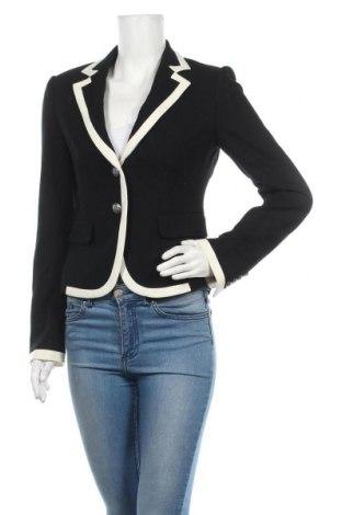Γυναικείο σακάκι Whistles, Μέγεθος S, Χρώμα Μαύρο, 54% μαλλί, 46% βισκόζη, Τιμή 21,37€