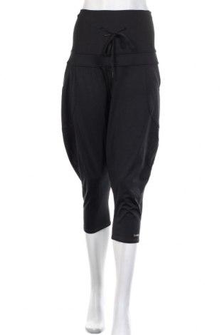 Pantaloni trening de femei Reebok, Mărime L, Culoare Negru, Preț 66,77 Lei