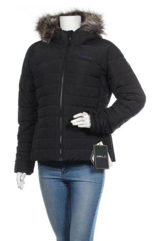 Дамско яке за зимни спортове O'neill, Размер L, Цвят Черен, Полиестер, Цена 269,25лв.