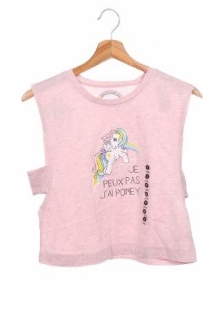 Παιδική μπλούζα My Little Pony, Μέγεθος 8-9y/ 134-140 εκ., Χρώμα Ρόζ , 60% βαμβάκι, 40% πολυεστέρας, Τιμή 8,66€