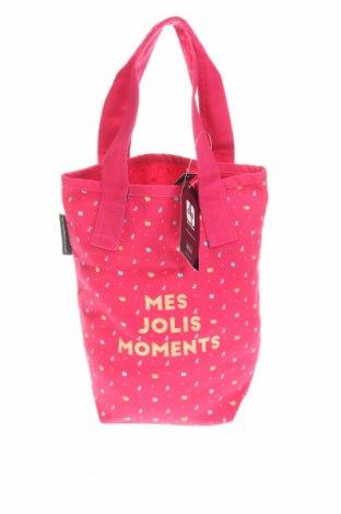 Παιδική τσάντα Derriere La Porte, Χρώμα Ρόζ , Κλωστοϋφαντουργικά προϊόντα, Τιμή 11,06€
