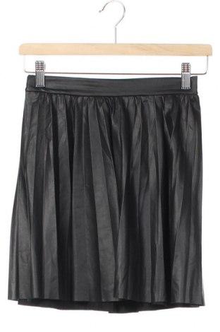 Παιδική φούστα Zara Kids, Μέγεθος 13-14y/ 164-168 εκ., Χρώμα Μαύρο, 87% πολυεστέρας, 13% ελαστάνη, Τιμή 9,10€