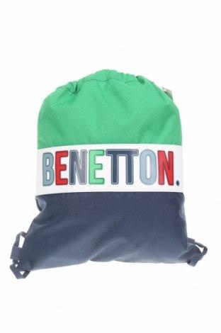 Παιδικό σακίδιο πλάτης United Colors Of Benetton, Χρώμα Πολύχρωμο, Κλωστοϋφαντουργικά προϊόντα, Τιμή 16,73€