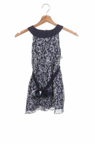 Детска рокля Artigli, Размер 4-5y/ 110-116 см, Цвят Син, Полиестер, Цена 59,40лв.