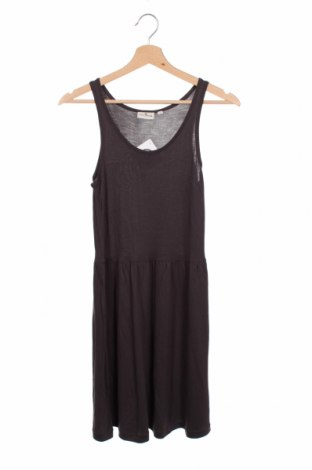 Dziecięca sukienka Tom Tailor, Rozmiar 12-13y/ 158-164 cm, Kolor Szary, Wiskoza, Cena 63,00zł