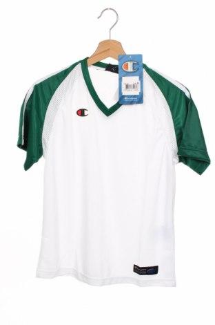 Dětské tričko  Champion, Velikost 9-10y/ 140-146 cm, Barva Bílá, Polyester, Cena  207,00Kč