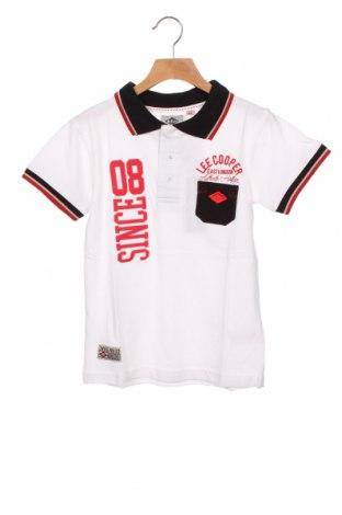 Παιδικό μπλουζάκι Lee Cooper, Μέγεθος 8-9y/ 134-140 εκ., Χρώμα Λευκό, Βαμβάκι, Τιμή 8,97€