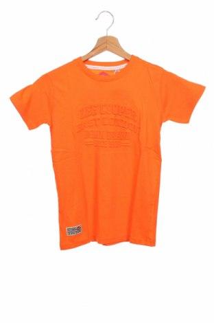 Παιδικό μπλουζάκι Lee Cooper, Μέγεθος 10-11y/ 146-152 εκ., Χρώμα Πορτοκαλί, Βαμβάκι, Τιμή 8,97€