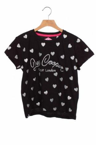 Παιδικό μπλουζάκι Lee Cooper, Μέγεθος 14-15y/ 168-170 εκ., Χρώμα Μαύρο, Βαμβάκι, Τιμή 8,97€