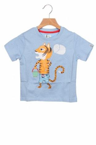 Παιδικό μπλουζάκι Lilly+Sid, Μέγεθος 3-4y/ 104-110 εκ., Χρώμα Μπλέ, Βαμβάκι, Τιμή 11,14€