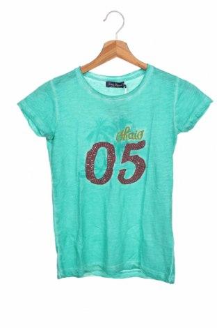 Παιδικό μπλουζάκι Little Marcel, Μέγεθος 11-12y/ 152-158 εκ., Χρώμα Πράσινο, Βαμβάκι, Τιμή 8,66€