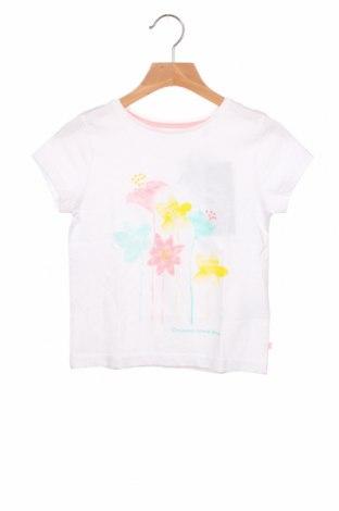 Παιδικό μπλουζάκι Okaidi, Μέγεθος 5-6y/ 116-122 εκ., Χρώμα Λευκό, Βαμβάκι, Τιμή 11,14€