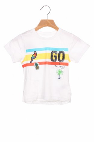 Παιδικό μπλουζάκι Orchestra, Μέγεθος 18-24m/ 86-98 εκ., Χρώμα Λευκό, Βαμβάκι, Τιμή 9,89€