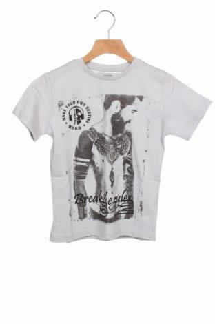 Παιδικό μπλουζάκι RG 512, Μέγεθος 6-7y/ 122-128 εκ., Χρώμα Γκρί, Βαμβάκι, Τιμή 10,52€