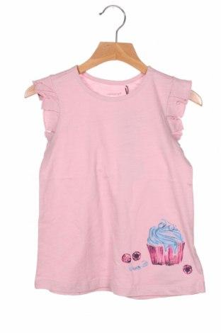 Tunică pentru copii Name It, Mărime 5-6y/ 116-122 cm, Culoare Roz, Bumbac, Preț 80,13 Lei