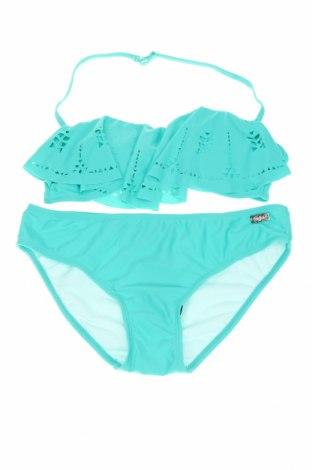 Costum de baie pentru copii Buffalo, Mărime 15-18y/ 170-176 cm, Culoare Verde, 80% poliamidă, 20% elastan, Preț 73,55 Lei