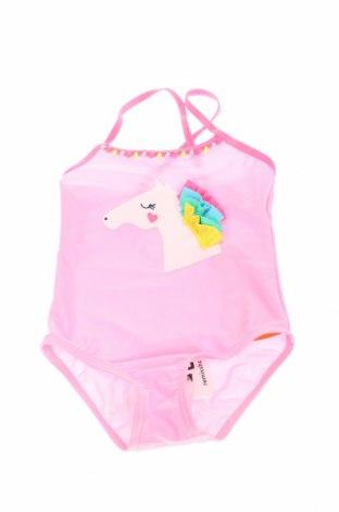Costum de baie pentru copii Staccato, Mărime 3-4y/ 104-110 cm, Culoare Roz, Poliester, Preț 85,43 Lei