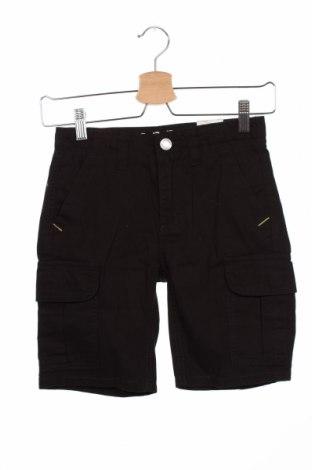 Παιδικό κοντό παντελόνι Esprit, Μέγεθος 8-9y/ 134-140 εκ., Χρώμα Μαύρο, Βαμβάκι, Τιμή 12,99€