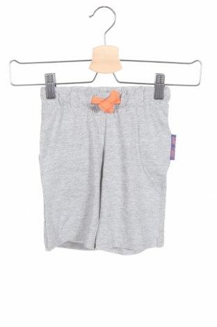 Детски къс панталон Lemon Beret, Размер 18-24m/ 86-98 см, Цвят Сив, 90% памук, 10% вискоза, Цена 19,72лв.