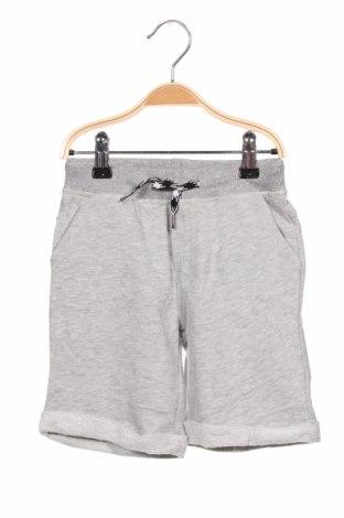 Детски къс панталон Orchestra, Размер 3-4y/ 104-110 см, Цвят Сив, 86% памук, 11% полиестер, 3% вискоза, Цена 16,80лв.