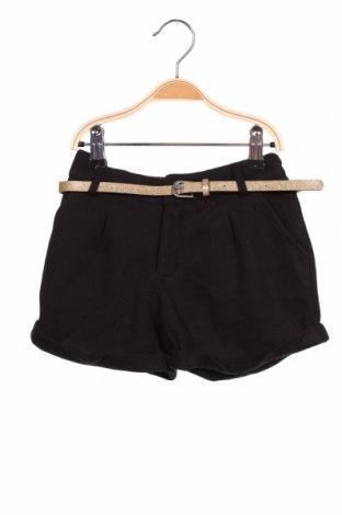 Детски къс панталон Orchestra, Размер 6-7y/ 122-128 см, Цвят Черен, 65% полиестер, 35% вискоза, Цена 16,80лв.