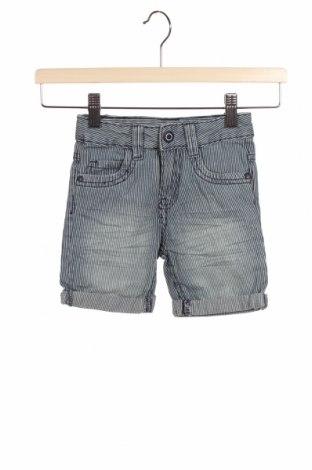 Детски къс панталон Orchestra, Размер 18-24m/ 86-98 см, Цвят Син, Памук, Цена 22,80лв.