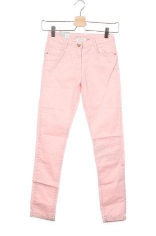 Детски панталон Orchestra, Размер 9-10y/ 140-146 см, Цвят Розов, 97% памук, 3% еластан, Цена 21,12лв.