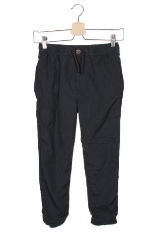 Pantaloni pentru copii Zara Kids, Mărime 7-8y/ 128-134 cm, Culoare Albastru, 65% poliester, 35% bumbac, Preț 86,84 Lei