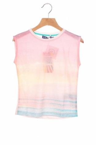 Μπλουζάκι αμάνικο παιδικό Le Petit Marcel, Μέγεθος 5-6y/ 116-122 εκ., Χρώμα Ρόζ , Πολυεστέρας, Τιμή 7,42€