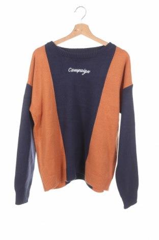 Παιδικό πουλόβερ, Μέγεθος 15-18y/ 170-176 εκ., Χρώμα Μπλέ, Τιμή 13,51€