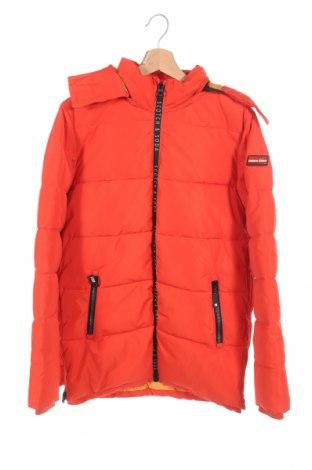 Детско яке Scotch & Soda, Размер 15-18y/ 170-176 см, Цвят Оранжев, Цена 121,37лв.