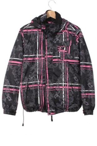 Παιδικό μπουφάν για χειμερινά σπο Protest, Μέγεθος 15-18y/ 170-176 εκ., Χρώμα Μαύρο, Τιμή 21,95€