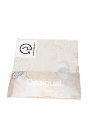 Μαξιλαροθήκη Desigual, Χρώμα  Μπέζ, Βαμβάκι, Τιμή 15,16€