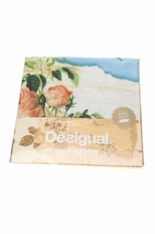 Față de pernă Desigual, Culoare Multicolor, Bumbac, Preț 96,71 Lei