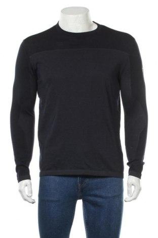 Pánské tričko  Napapijri, Velikost L, Barva Modrá, 69% polyester, 16% lyocell, 15% vlna, Cena  820,00Kč