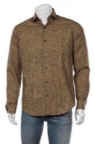 Мъжка риза Arrow, Размер M, Цвят Многоцветен, Памук, Цена 24,96лв.