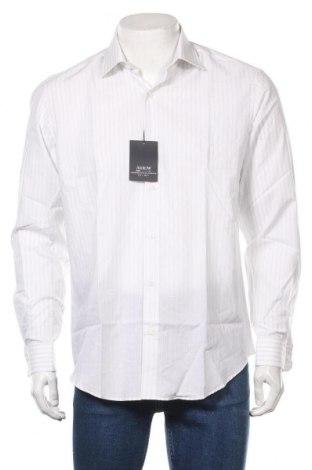 Мъжка риза Arrow, Размер L, Цвят Бял, Памук, Цена 36,40лв.