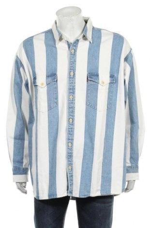 Pánská košile  Levi's, Velikost XL, Barva Modrá, 100% bavlna, Cena  933,00Kč