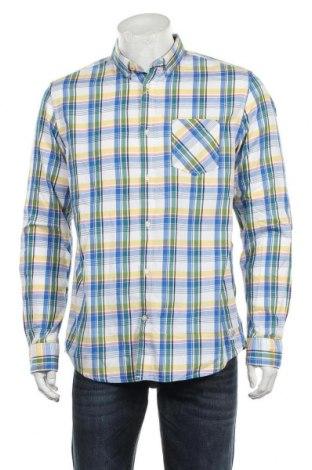 Pánská košile  Tom Tailor, Velikost L, Barva Vícebarevné, 100% bavlna, Cena  325,00Kč
