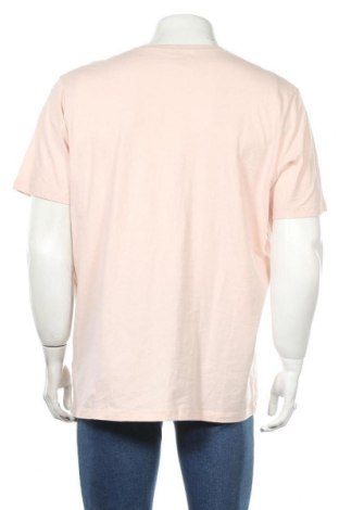 Мъжка тениска Abercrombie & Fitch, Размер XXL, Цвят Розов, Памук, Цена 51,75лв.