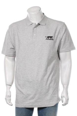 Мъжка тениска Airness, Размер XL, Цвят Сив, 95% памук, 5% вискоза, Цена 17,98лв.
