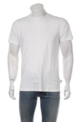 Мъжка тениска Bleed, Размер M, Цвят Екрю, Памук, Цена 18,70лв.