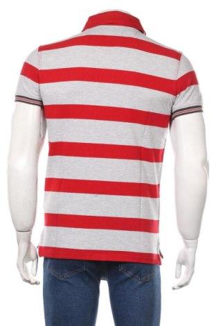 Мъжка тениска Celio, Размер S, Цвят Червен, 94% памук, 3% полиестер, 2% вискоза, 1% еластан, Цена 28,42лв.