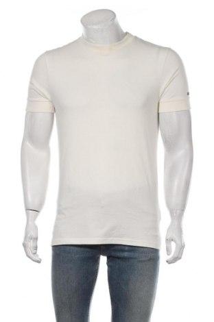 Мъжка тениска Drykorn for beautiful people, Размер M, Цвят Екрю, Цена 43,45лв.