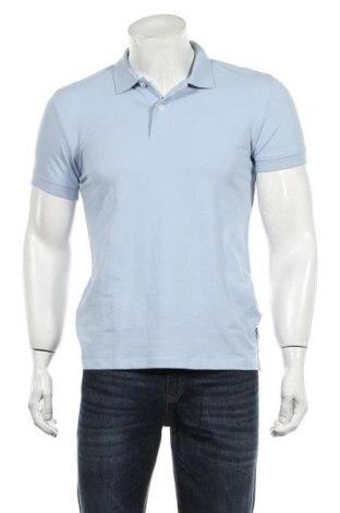 Tricou de bărbați Edc By Esprit, Mărime S, Culoare Albastru, Bumbac, Preț 71,38 Lei