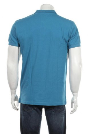 Мъжка тениска Esprit, Размер M, Цвят Син, Памук, Цена 16,24лв.