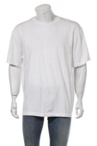 Мъжка тениска Gap, Размер XL, Цвят Бял, Памук, Цена 16,64лв.